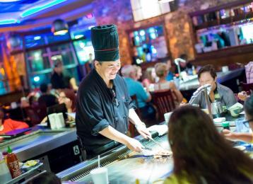 Myrtle Beach Restaurants - Japanese