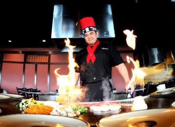 Myrtle Beach Restaurants - Yamato Seafood