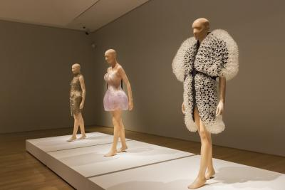 Mannequin Fashion Show at Grand Rapids Art Museum