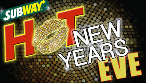 Subway Hot NYE