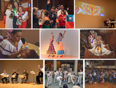 Hispanic/Latino Heritage Family Day