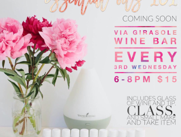 Young Living Essential Oils 101 Class with Tonia Finke