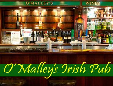O'Malley's Pub - Dinner Theater