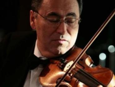 Eastman Faculty Artist Series: Mikhail Kopelman, violin with the Kopelman Quartet