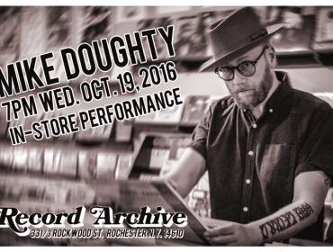 Mike Doughty in-store performance