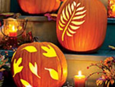 Advanced Pumpkin Carving
