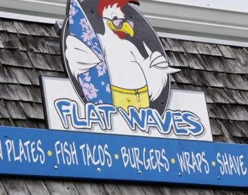 Flat Waves