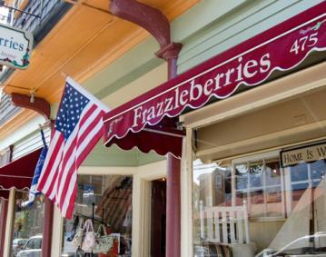 Frazzleberries