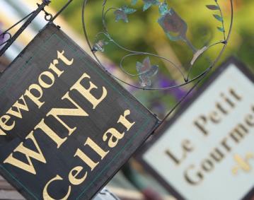 Newport Wine Cellar
