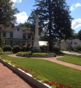 civil war memorial park