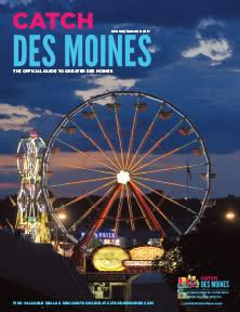Catch Des Moines Guide S/S 2017