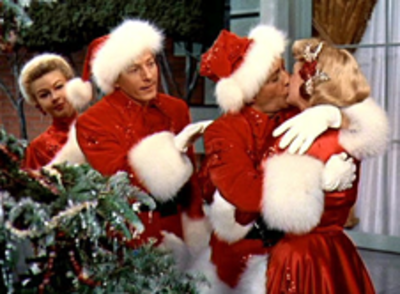 White Christmas film