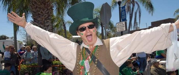 Mad Hatter's St. Patrick's Day festivities