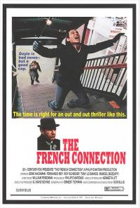 The french connection PAC movie poster