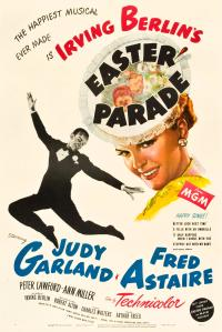 Easter Parade Movie Poster PAC