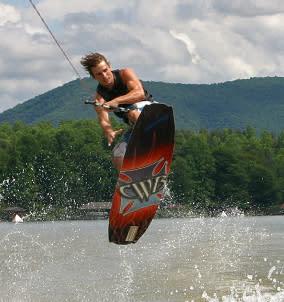 Smith Mountain Lake Wakeboarding
