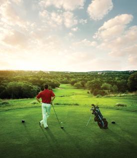 Golf in Austin