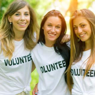 Volunteer - Sports Page