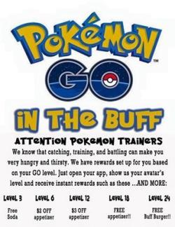 Pokemon Buffingtons