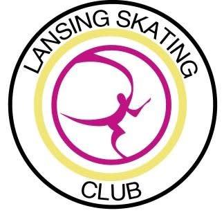 Lansing Skating Club Logo