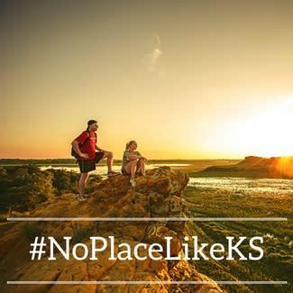 #NoPlaceLikeKS Box