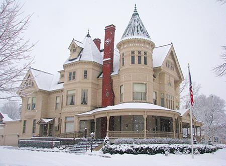 Hannah House Winter