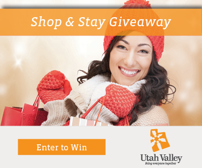 Shop & Stay Giveaway