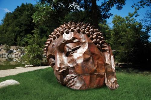 Japanese Garden Buddha, Frederik Meijer Gardens