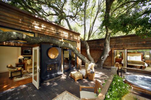 Calistoga Ranch Spa