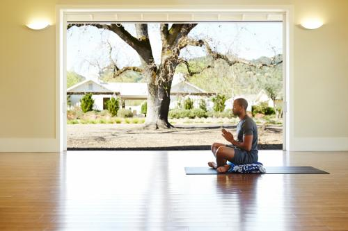 Solage Meditate Yoga