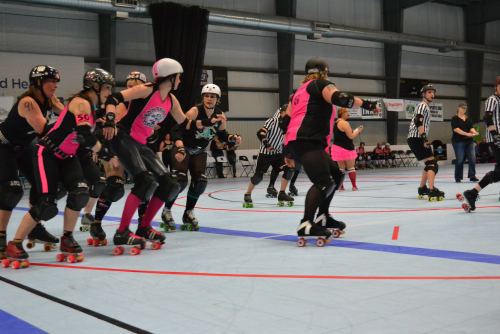 Chippewa Valley Roller Girls