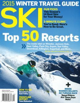 Ski Mag Cover 14-15