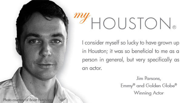 Jim Parsons - My Houston