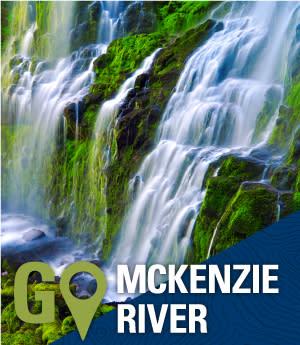 Portland Campaign - McKenzie River