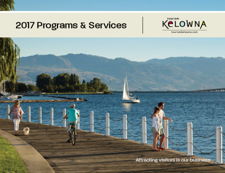 2017 Programs & Services Brochure Cover
