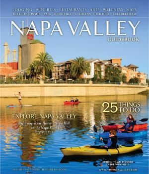 Visit Napa Valley Guidebook