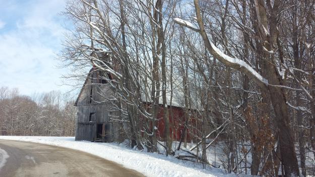 Barn Winter