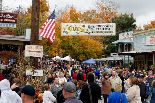 Glendale Crossing Festival