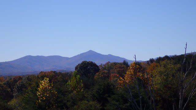 Mountain Horizon - Fall Photo