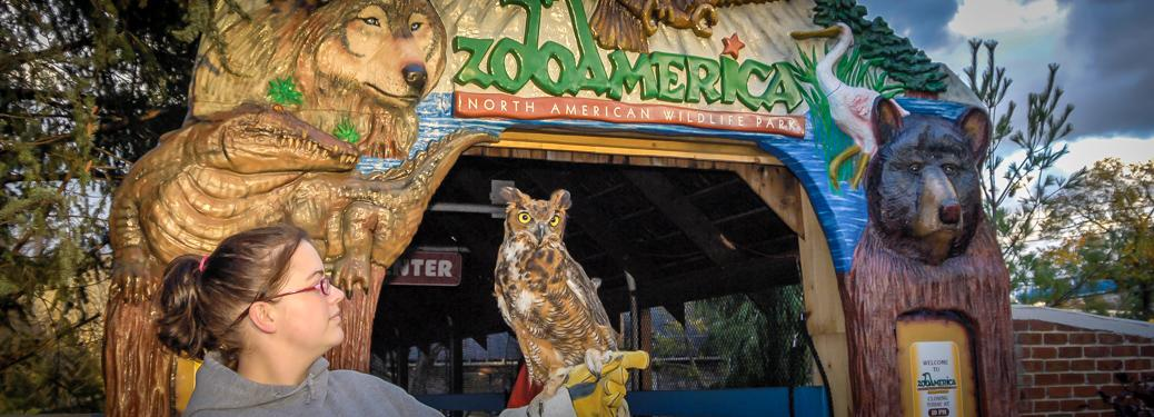ZooAmerica® in Hershey, PA