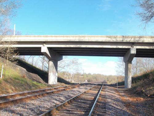 Old Wells Road Bridge in Eau Claire, Wisconsin