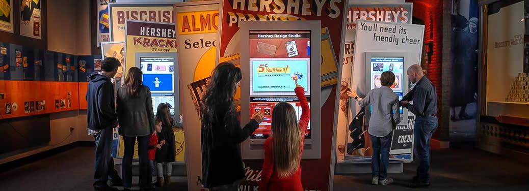 Hershey Story Museum, Hershey PA