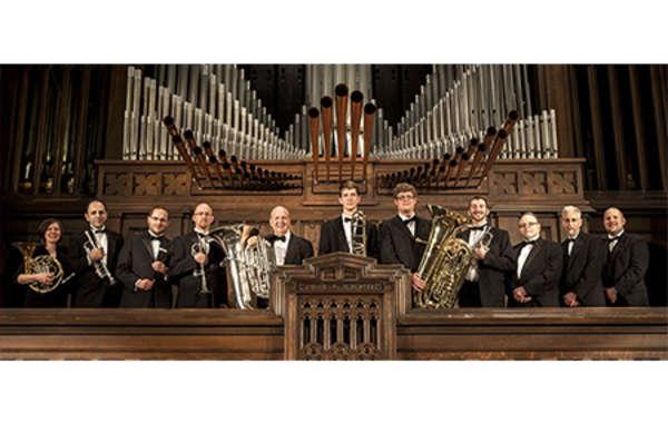Chicago's Gargoyle Brass with Organist Jared Stellmacher