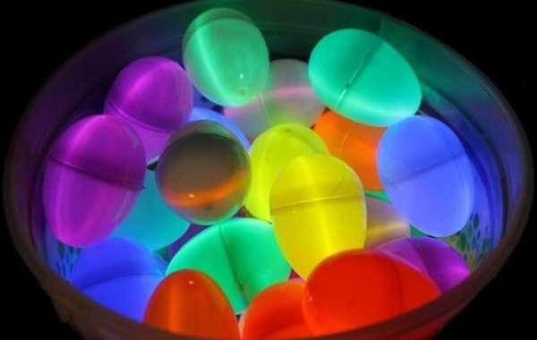 Glow Quest Underground Egg Hunt