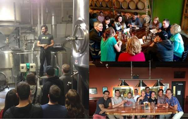 Brewers and Vintners Bus Tour - Saturdays