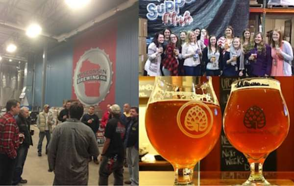 Happy Hour Brewery Bus Tour - Fridays