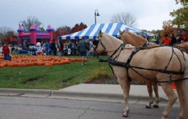 Oak Bank's Annual Great Pumpkin Give Away Fall Fundraiser