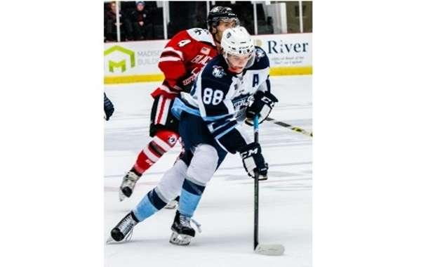 USHL Madison Capitols vs. Bloomington Thunder