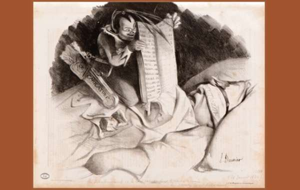 Lecture - Daumier's Satire and Censors