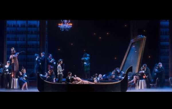 Jazz at the Opera Center